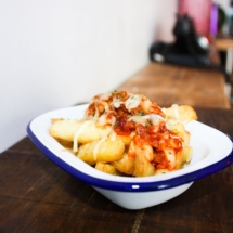 Kimcheesy fries copy
